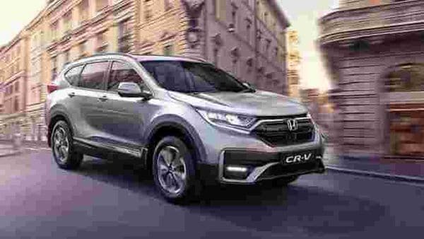 Photo of Honda CR-V Special Edition.