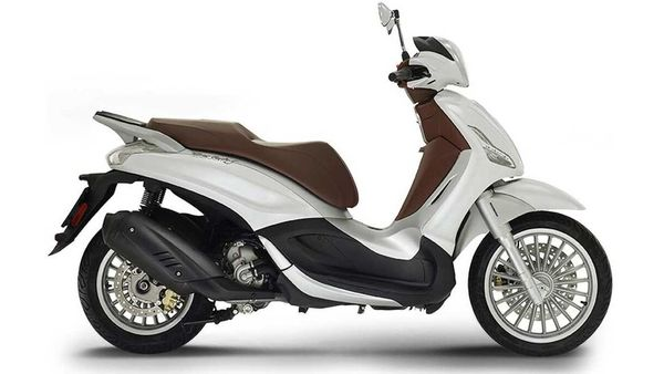 Piaggio Beverly line is available in both 300 cc as well as 400 cc iterations.