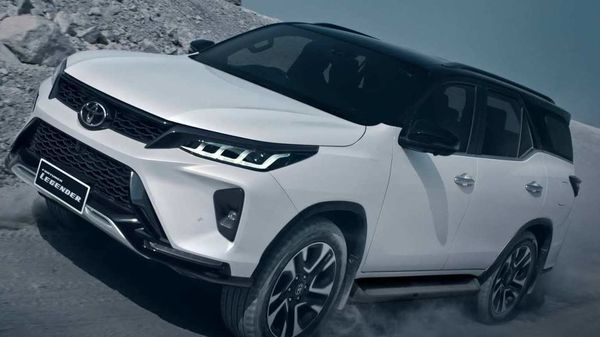 2021 Toyota Fortuner Legender will be offered only as the top-spec variant.
