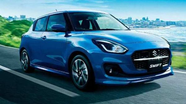 The facelifted Maruti Swift is expected to arrive in India next year.