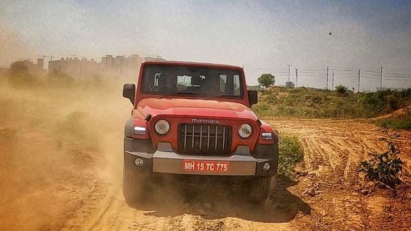 Mahindra Thar 2020 has been a runaway success but electric SUVs is where the focus is now at.