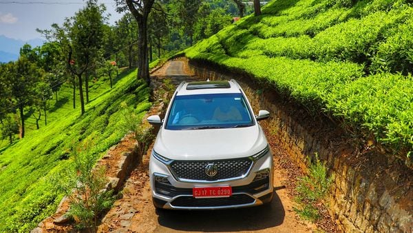 MG Hector SUV helped the carmaker wrap off 2020 with a rise of more than 30 per cent in sales.