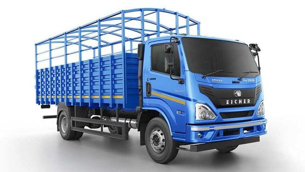 File image: Volvo-Eicher commercial vehicle (Representational image)