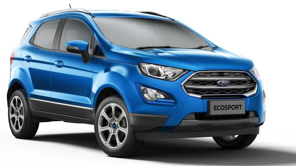 2021 Ford EcoSport gets a number of feature updates in each variant.