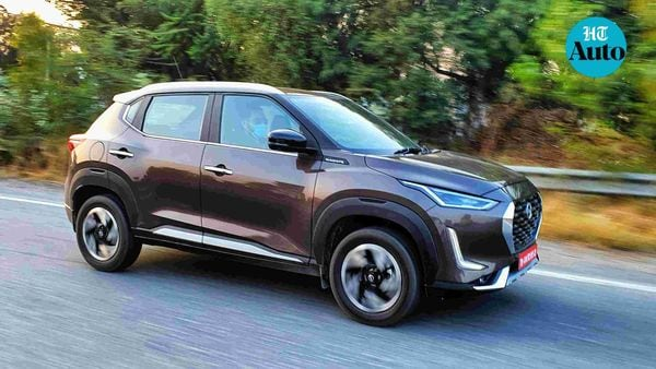 Nissan Magnite (HT Auto/Sabyasachi Dasgupta)