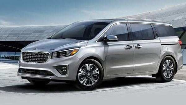 2021 Kia Sedona - called Carnival in India - could be one of the cars driven into the US market this year.