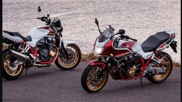 2021 Honda CB 1300 range is limited to Japan only.