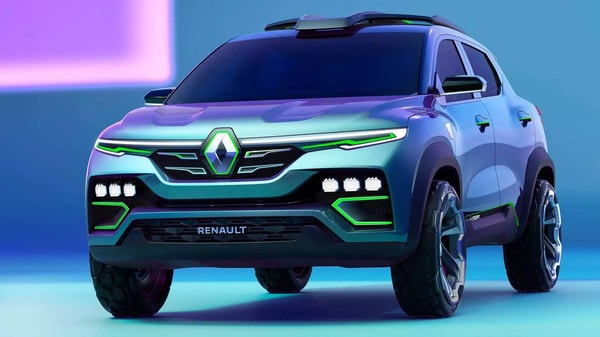 Renault Kiger will be launched in India later this year.
