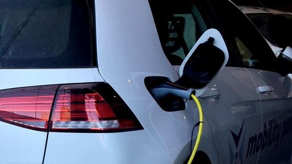Representational photo of an electric car (REUTERS)