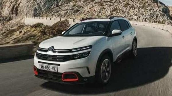Citroen C5 Aircross SUV. (Courtesy: Citroen UK)
