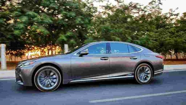 The 2020 LS 500h - the flagship sedan in the Lexus stable - defines automotive luxury with a whole lot of Japanese touch to it.
