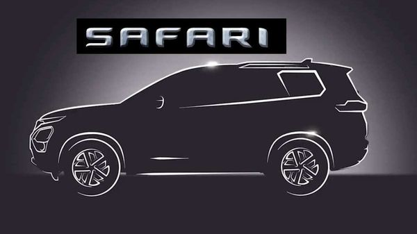 The upcoming seven-seat Tata Gravitas SUV will be officially called Tata Safari.