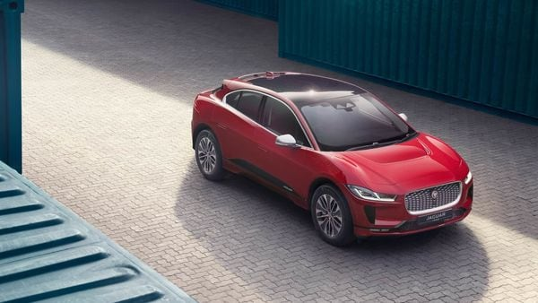 Jaguar Land Rover India launched the much-awaited Jaguar I-Pace in India on Tuesday at <span class='webrupee'>₹</span>1.06 crore, going up to <span class='webrupee'>₹</span>1.12 crore (ex showroom).