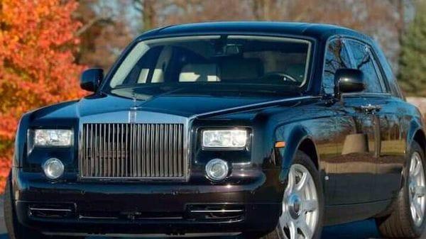 2010 Rolls-Royce Phantom (Photo courtesy: Mecum Auctions)