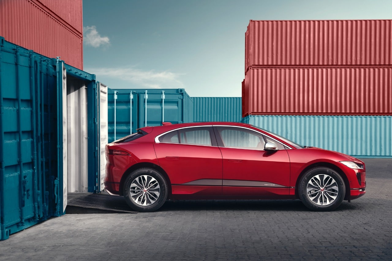 The I-PACE is equipped with a 90 kWh lithium-ion battery, the I-PACE produces 294 kW and 696 Nm torque. The electric SUV is capable of accelerating from 0-100 kmph in 4.8 seconds.