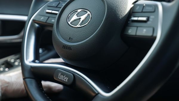 Hyundai Motor is in early talks with Apple reportedly for a tie-up to develop electric cars and batteries. (REUTERS)