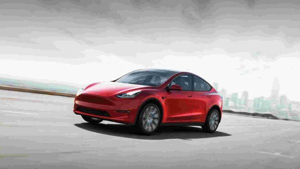 The new standard range Model Y is priced at $41,990.