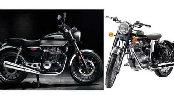 Even after the latest price hike, the Classic 350 range remains cheaper than its arch-rival - Honda H'Ness CB350.