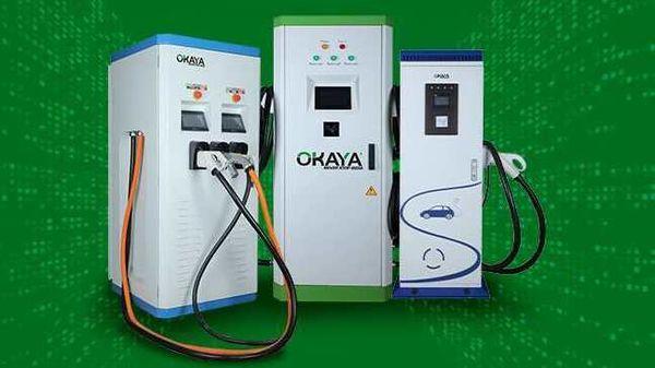 Okaya EV charging solutions (Pic courtesy: Okaya)