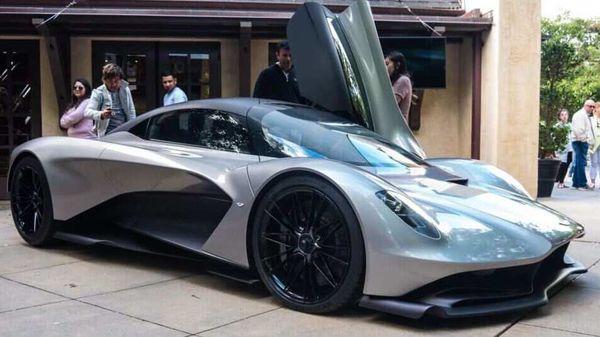 Representational Photo of Aston Martin Valhalla