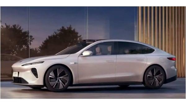 Nio's new sedan will go head-to-head with Tesla's best-selling Model 3,