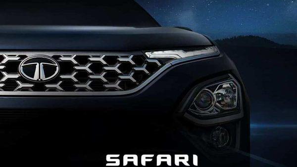 Pre-bookings on the Tata Safari 2021 will open soon.