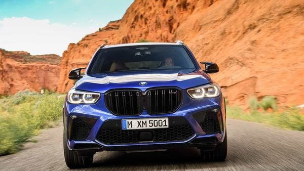 Photo of BMW X5 M Competition.