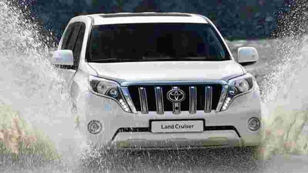 2014 Toyota Land Cruiser Prado photo gallery
