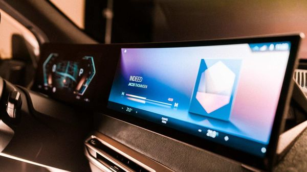 BMW's all-new iDrive operating system