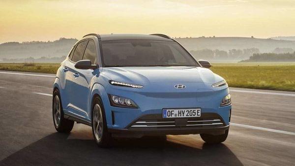 New Hyundai Kona Electric car
