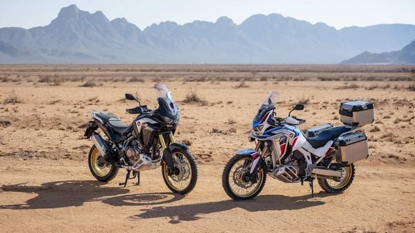2021 Africa Twin Adventure Sports motorcycle comes integrated with the six-axis Inertial Measurement Unit (IMU).