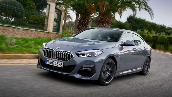 BMW 220i M Sport launched in India at an introductory price of ₹41 lakh.