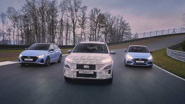 All-new Hyundai KONA N to be next model in N line-up.