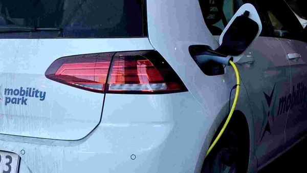 Representational photo of electric cars (REUTERS)