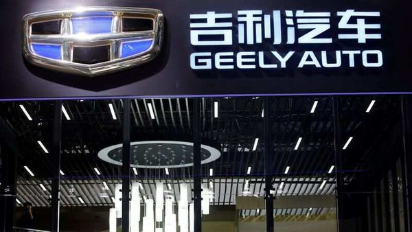 Geely and Foxconn to form auto partnership to build Evs for others. (REUTERS)