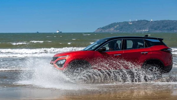 Tata Harrier is also likely to get iRA connected car feature.