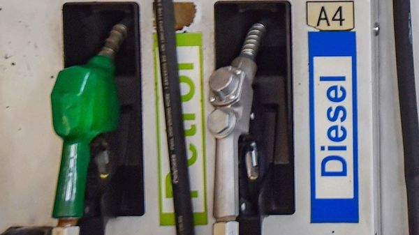Petrol and diesel prices received hikes on Wednesday after a five-day hiatus. (file photo) (PTI)