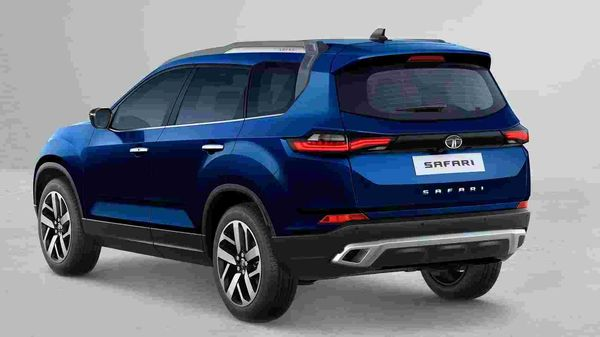 The design of the new Safari SUV bears Tata's Impact 2.0 design language that showcases its all-purpose nature. It also embodies the Land Rover D8 inspired OMEGARC platform.