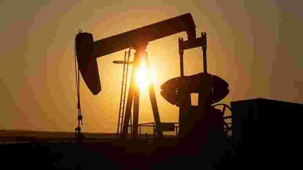 Brent and U.S. crude are heading for their first weekly declines in three weeks. (Representational photo) (REUTERS)