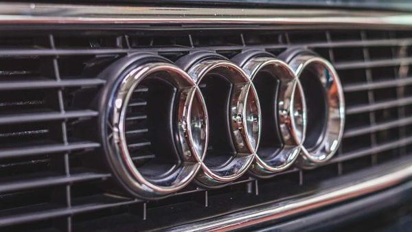 File photo of Audi logo