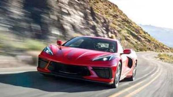 This photo provided by Chevrolet shows the 2020 Chevrolet Corvette. The Corvette's new mid-engine layout has increased performance and propelled it into an entirely different class of vehicle. (Jessica Lynn Walker/Courtesy of Chevrolet via AP) (AP)