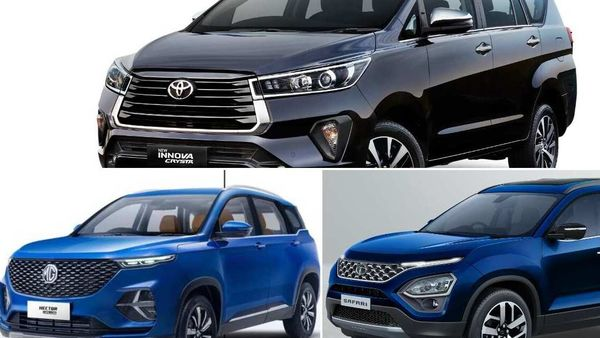 Innova Crysta, while a compelling offering, may not be the only one for those with larger families as larger cars are now looking at making a deeper impact in the PV market.