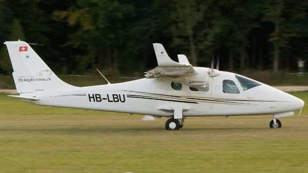 The AirTaxi will deploy a fleet of Tecnam P2006T 4-seat plane.