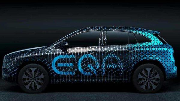 The new Mercedes EQA will feature an output of 188 bhp.