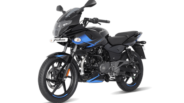 Image of 2020 Bajaj Pulsar 200F used for representational purpose only.