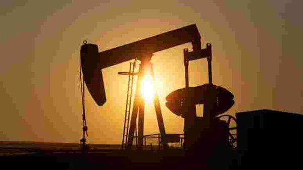 Brent crude was down 24 cents, or 0.4%, at $54.86 per barrel at 1308 GMT, and West Texas Intermediate U.S. crude fell 10 cents, or 0.2%, to $52.26.(Representational photo) (REUTERS)