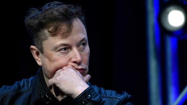 Tesla executives have previously expressed concerns about the steep duty structure their products already face in India. (Representational image of Elon Musk, Tesla CEO) (AP)