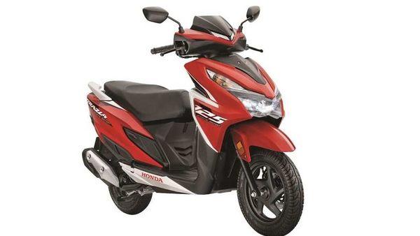 Honda Grazia sports edition