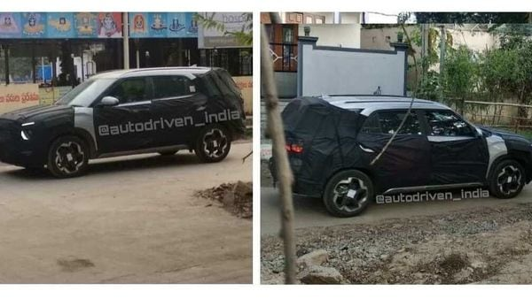 The new 7-seat Hyundai SUV could be named Alcazar. (Image Courtesy: Instagram/autodriven_india)