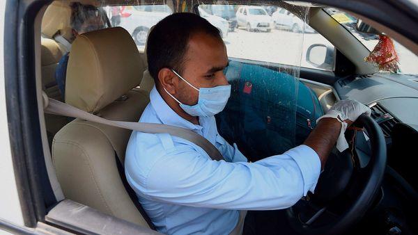 Uber, Lenskart join govt initiative to offer free eye tests for drivers. (File photo) (AFP)